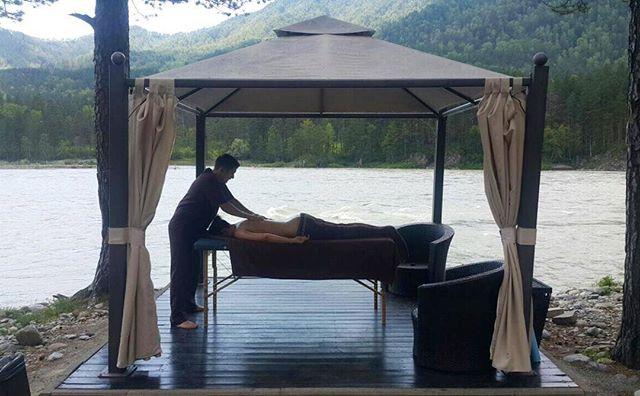 Спа отель Алтай